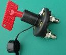 สวิตช์ตัดแบตเตอรี่ Battery Isolator Switch
