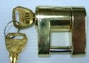 กุญแจล๊อกหัวครอบเทรลเลอร์